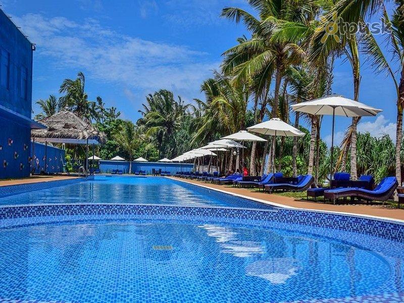 Отель Jie Jie Beach by Jetwing 5* Калутара Шри-Ланка