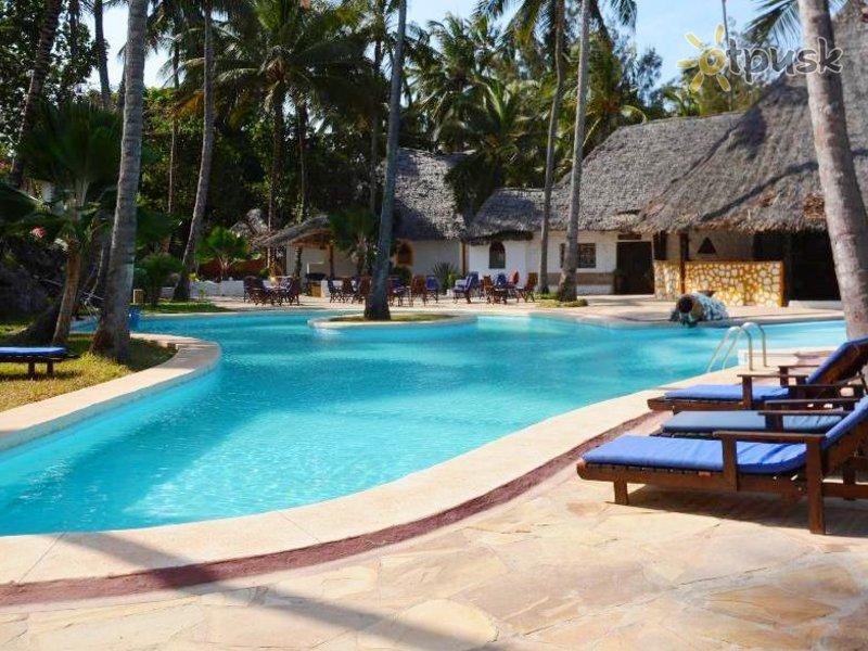 Отель Coral Reef Resort 3* Занзибар Танзания