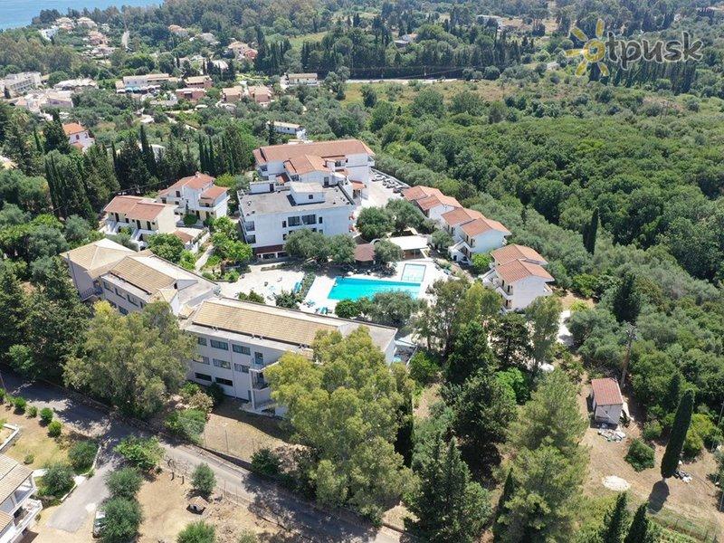 Отель Dassia Holiday Club 3* о. Корфу Греция
