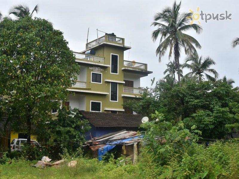 Отель Morjim Heights Guest House 2* Северный Гоа Индия