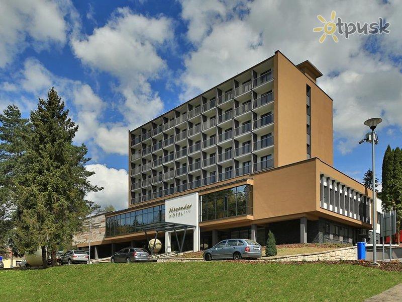 Отель Alexander Hotel 4* Бардеев Словакия