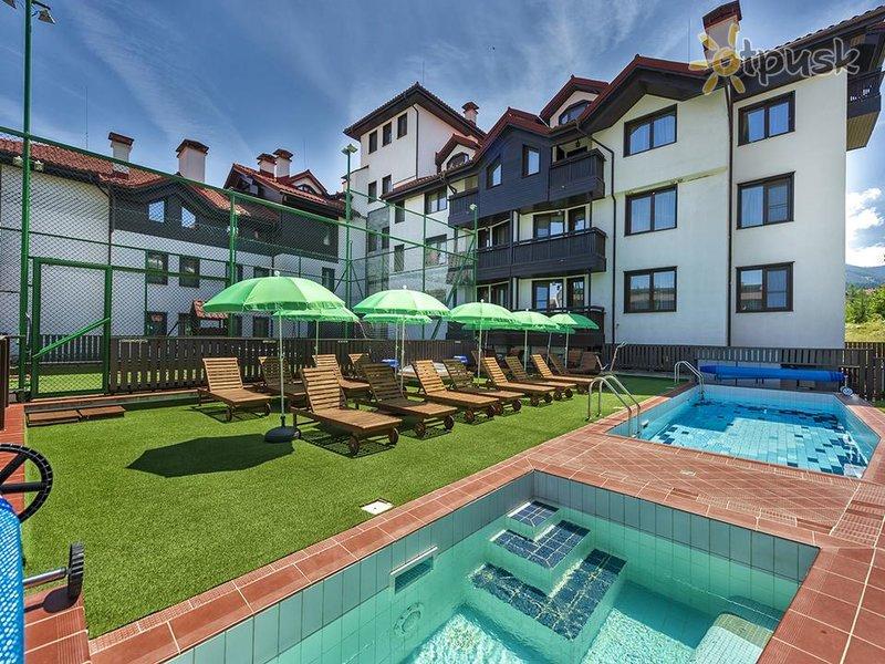 Отель 7 Pools SPA & Apartments 4* Банско Болгария