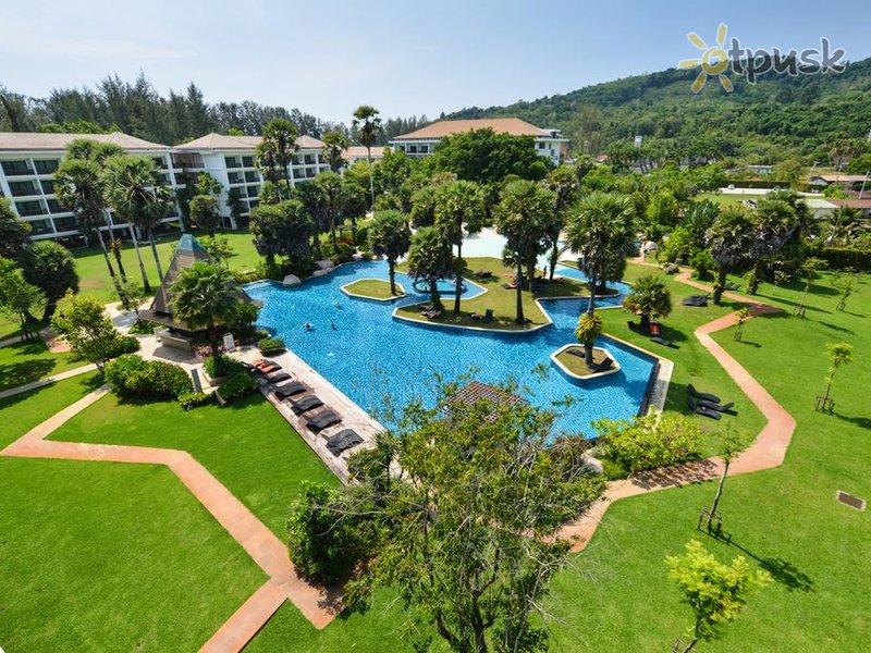 Отель Naithonburi Beach Resort 3* о. Пхукет Таиланд