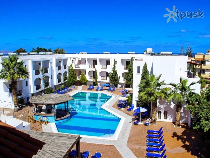 Отель Bomo Club Lyda Hotel 3* о. Крит – Ираклион Греция