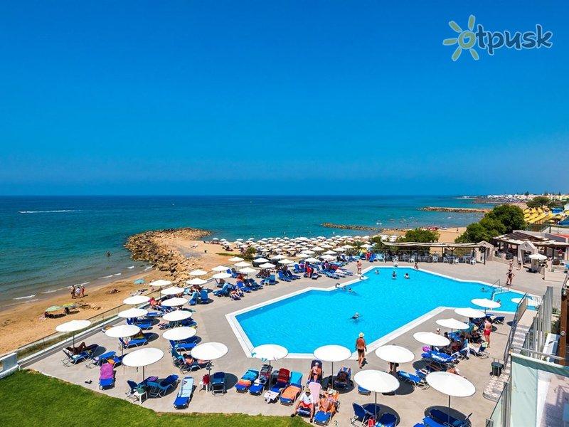 Отель Bomo Themis Beach Hotel 4* о. Крит – Ираклион Греция