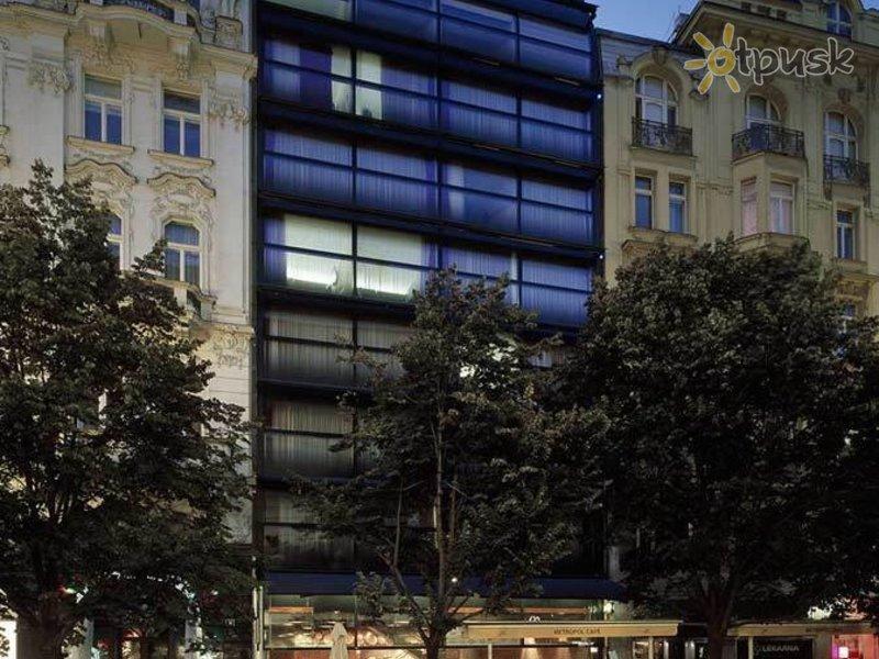 Отель Design Metropol Hotel Prague 4* Прага Чехия