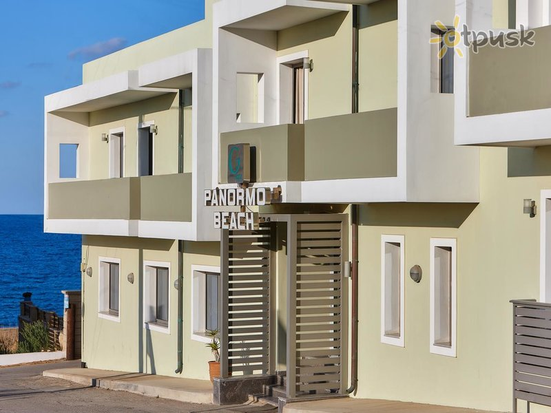 Отель Panormo Beach Hotel 3* о. Крит – Ретимно Греция