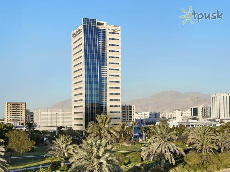 Отель DoubleTree by Hilton Ras Al Khaimah 4* Рас Аль-Хайма ОАЭ