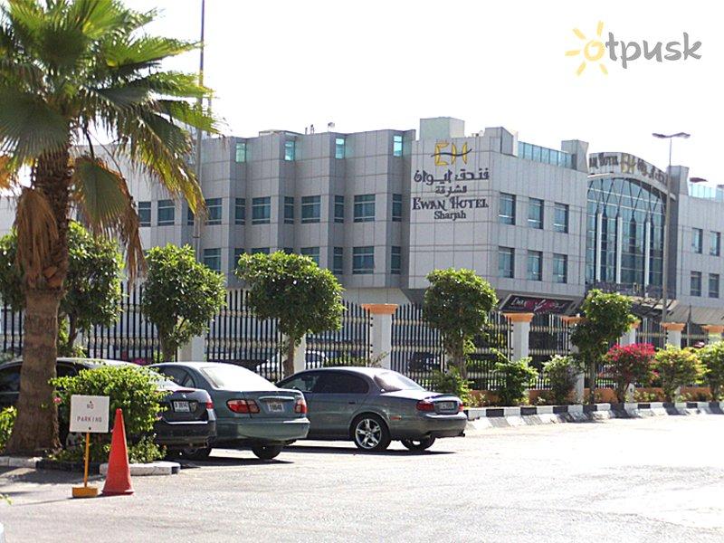 Отель Ewan Hotel 4* Шарджа ОАЭ