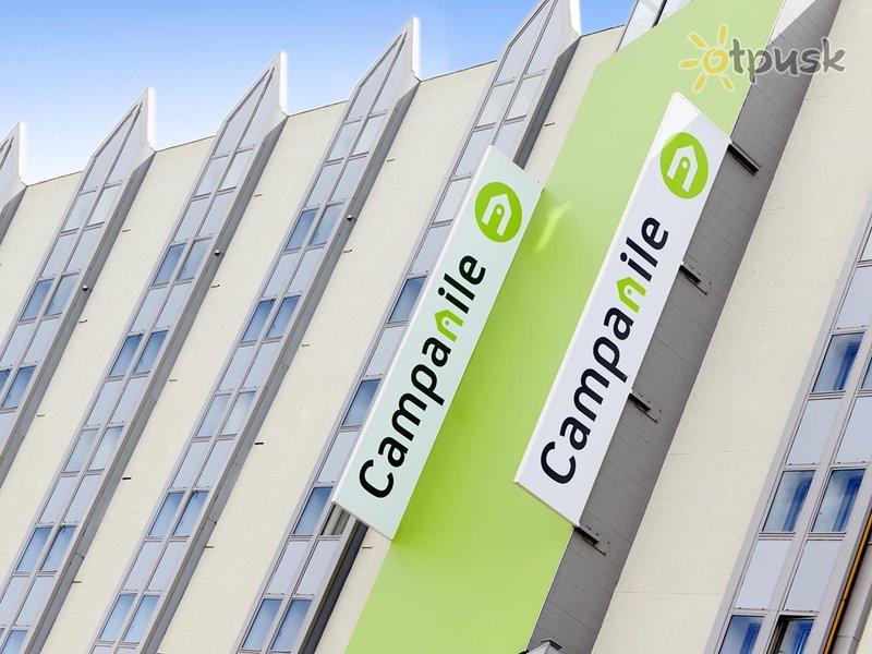 Отель Campanile Paris Est - Pantin 3* Париж Франция