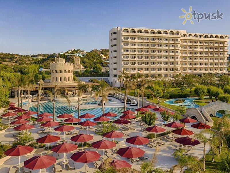 Отель Esperos Palace Resort 4* о. Родос Греция