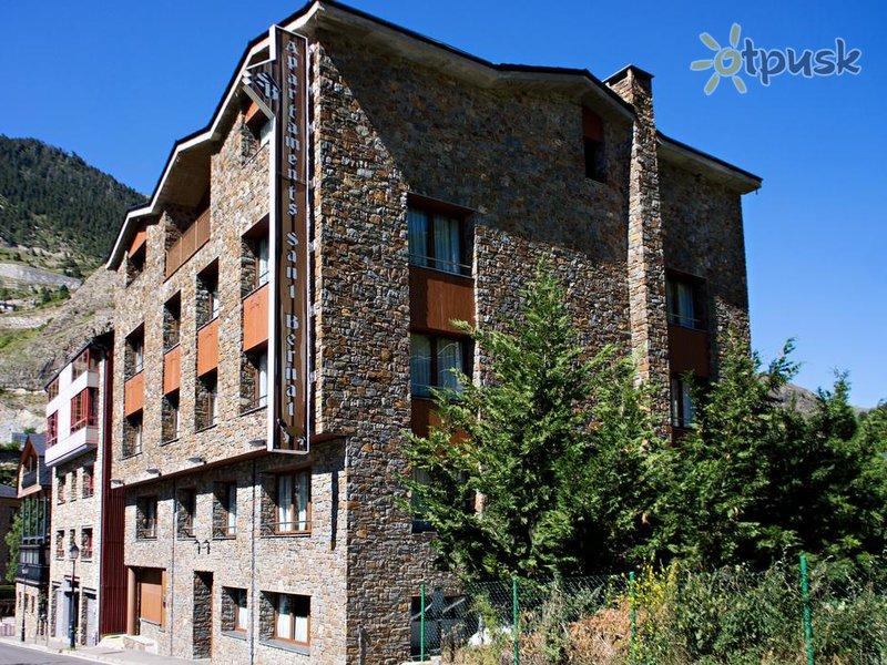 Отель Sant Bernat 3* Канильо Андорра