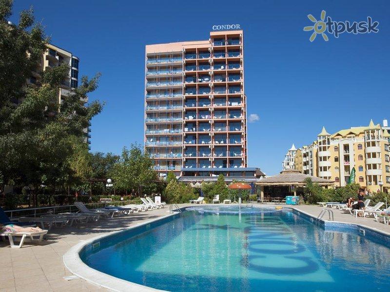 Отель MPM Hotel Condor 4* Солнечный берег Болгария