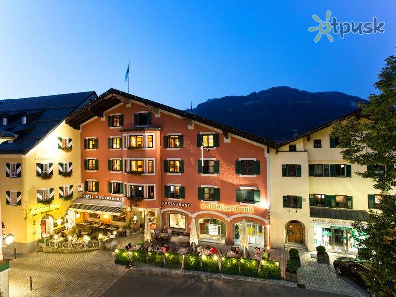 Отель Tiefenbrunner 4* Кицбюэль Австрия
