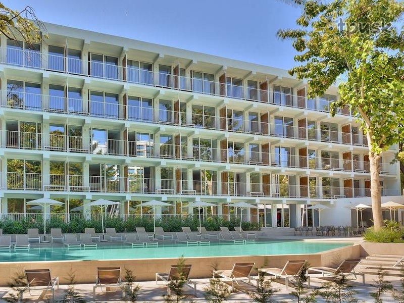 Отель Roomer Hotel 4* Золотые пески Болгария