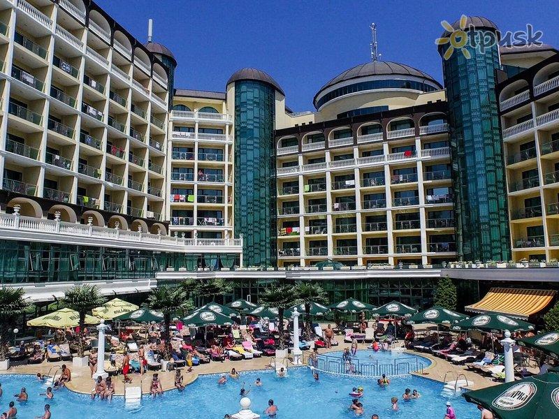 Отель Planeta Hotel & Aquapark 5* Солнечный берег Болгария