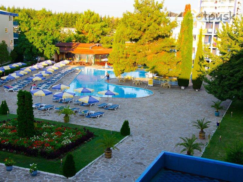 Отель Azurro Hotel 3* Солнечный берег Болгария