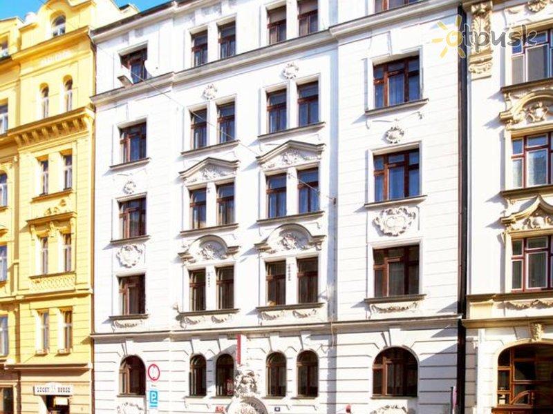 Отель Olga Hotel 3* Прага Чехия