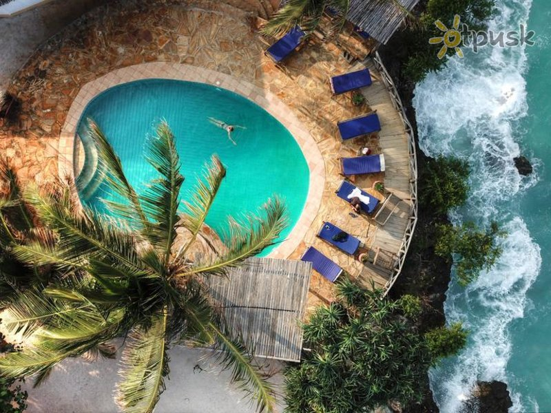Отель Tanzanite Beach Resort 3* Занзибар Танзания