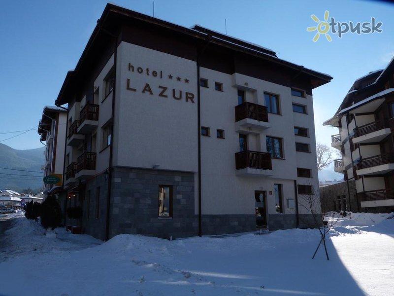 Отель Lazur Hotel 3* Банско Болгария