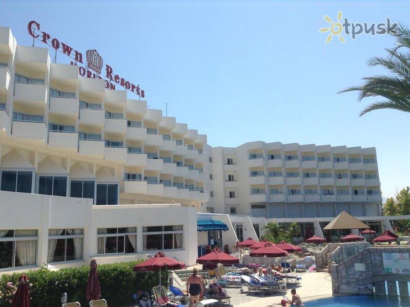 Отель Crown Resorts Horizon 4* Пафос Кипр