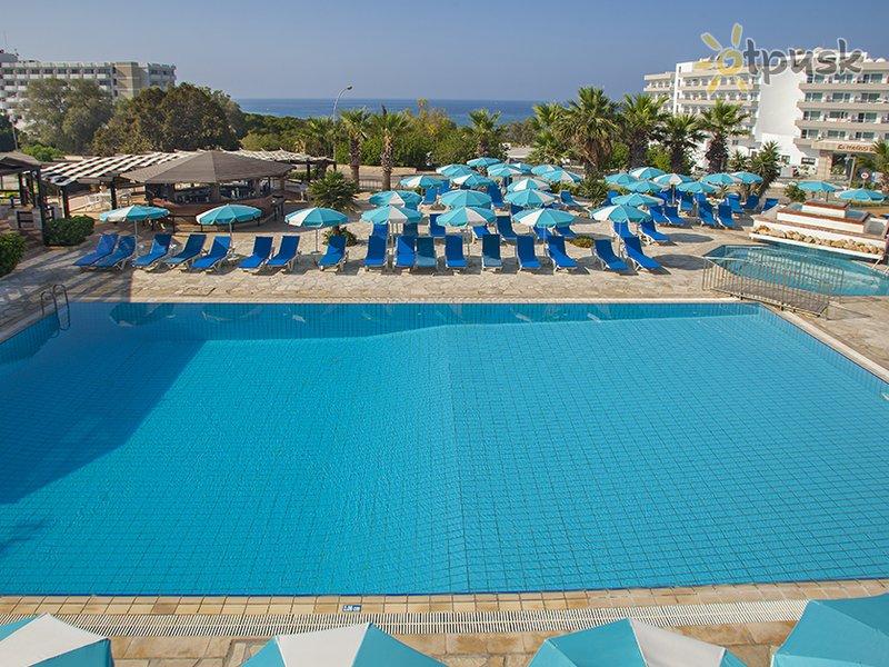 Отель Cyprotel Florida 4* Айя Напа Кипр