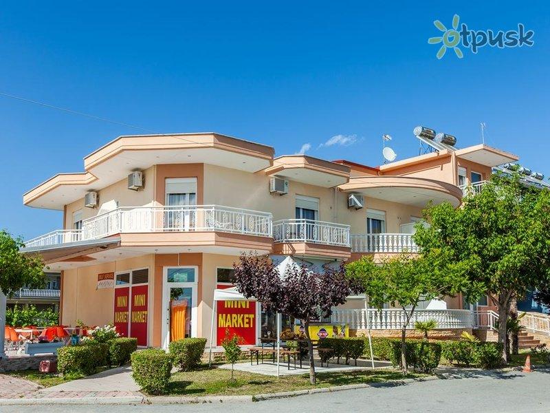 Отель Morfeas Studios Villa 2* Пиерия (Паралия Катерини) Греция
