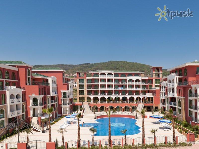Отель St. George Palace 4* Святой Влас Болгария