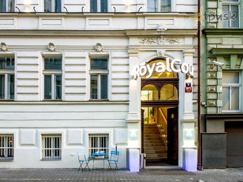 Отель Royal Court Hotel 4* Прага Чехия