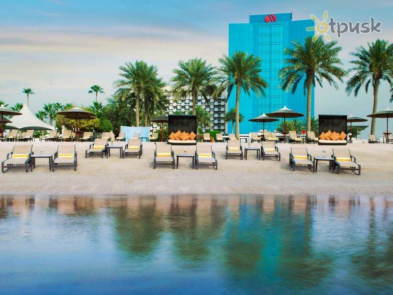 Отель Doha Marriott Hotel 5* Доха Катар