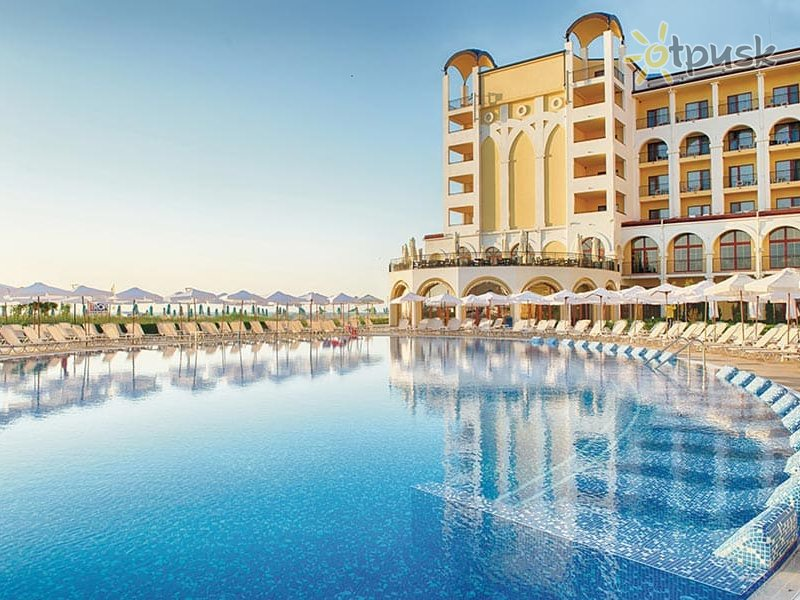 Отель Riu Helios Bay Hotel 4* Обзор Болгария