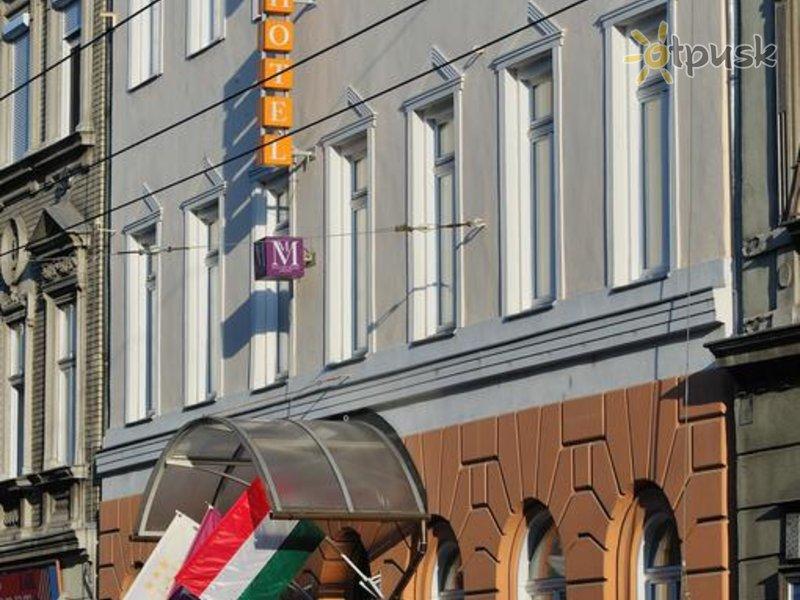 Отель Star City Hotel 3* Будапешт Венгрия
