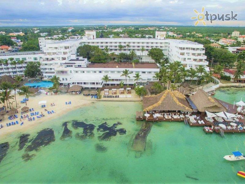 Отель Be Live Experience Hamaca Beach 4* Бока Чика Доминикана