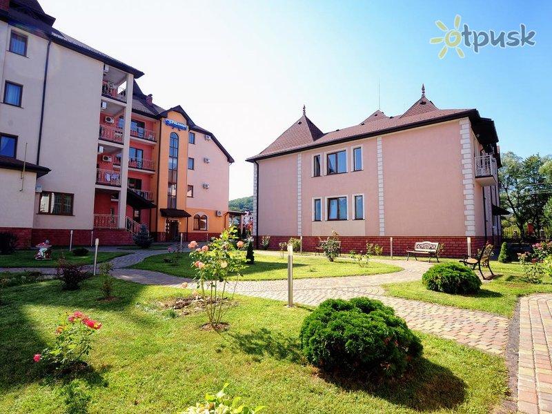 Отель Серебряный Водограй 3* Поляна Украина - Карпаты