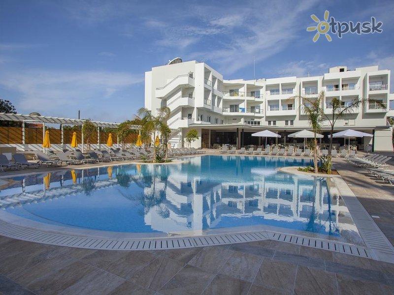 Отель Smartline Mayfair Paphos 3* Пафос Кипр
