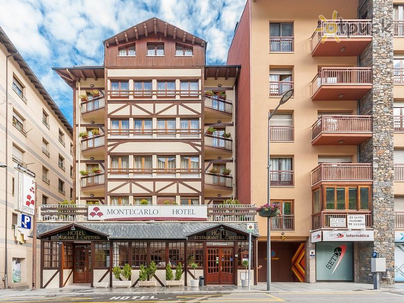 Отель Montecarlo Hotel 2* Энкамп Андорра