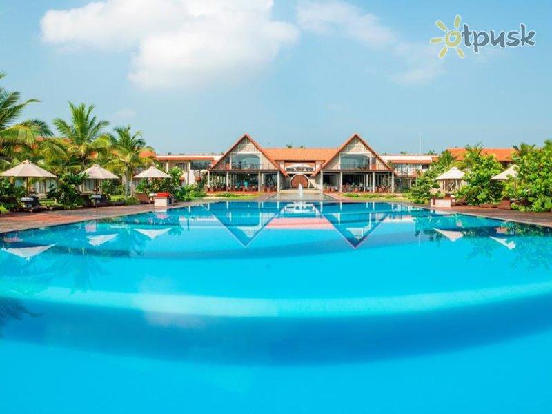 Отель Uga Bay 5* Пасикуда Шри-Ланка