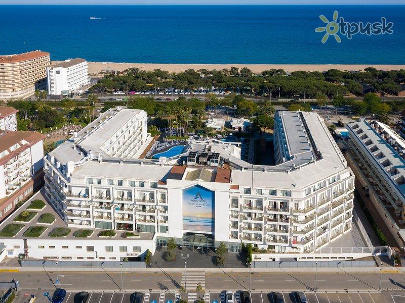 Отель Aqua Hotel Aquamarina & Spa 4* Коста Дель Маресме Испания