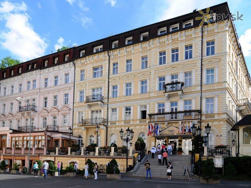 Отель Krivan 3* Карловы Вары Чехия