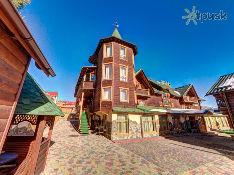 Отель Корона 2* Буковель (Поляница) Украина - Карпаты