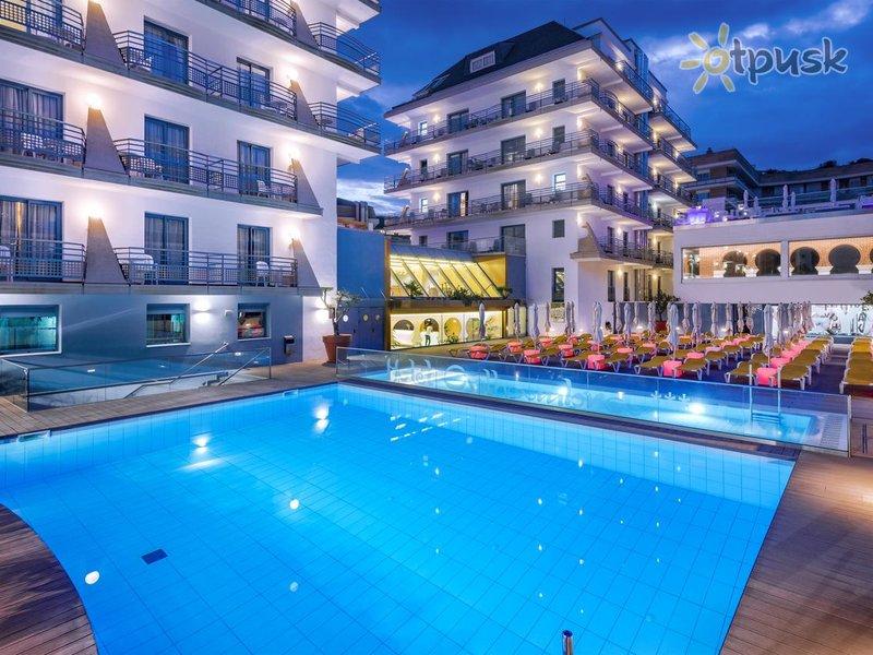 Отель Alhambra Hotel 3* Коста Дель Маресме Испания