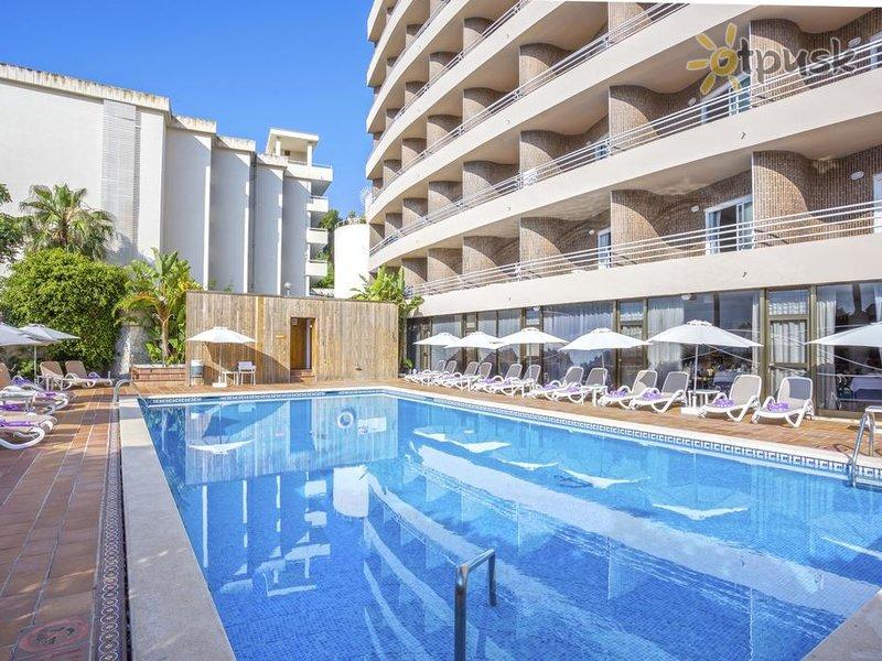 Отель Be Live Adults Only Costa Palma 4* о. Майорка Испания