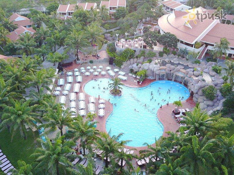 Отель Phu Hai Resort 4* Фантьет Вьетнам