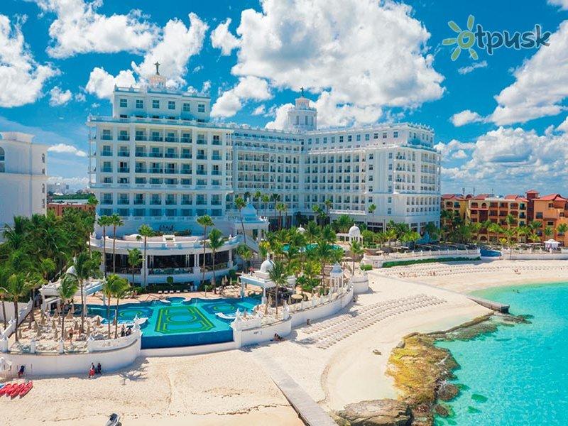 Отель Riu Palace Las Americas 5* Канкун Мексика