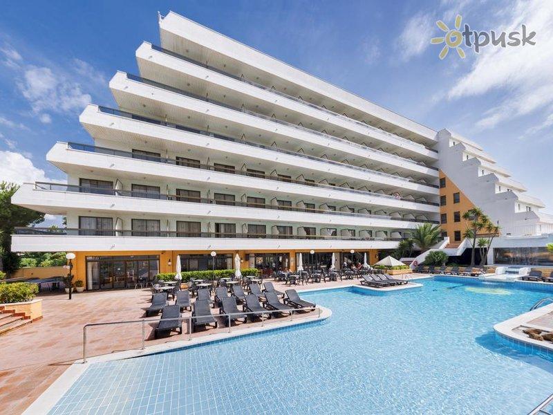 Отель Tropic Park Hotel 4* Коста Дель Маресме Испания