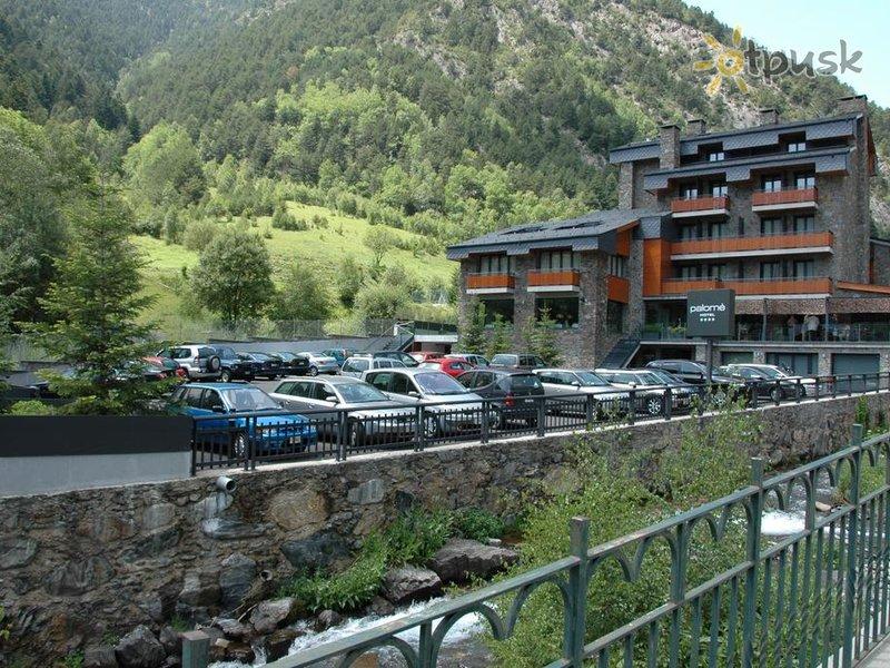 Отель Palome Hotel 4* Ла Массана Андорра