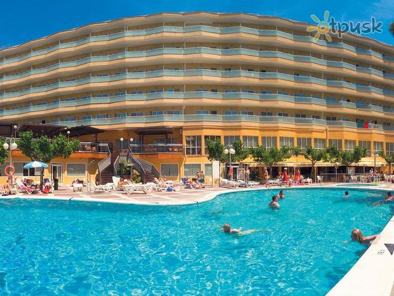 Отель Medplaya Hotel Calypso 3* Коста Дорада Испания