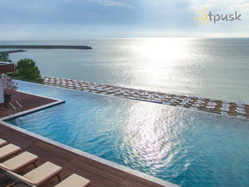 Отель Grifid Encanto Beach 4* Золотые пески Болгария