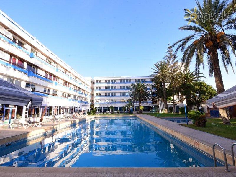Отель Bahia City Hotel 3* Агадир Марокко