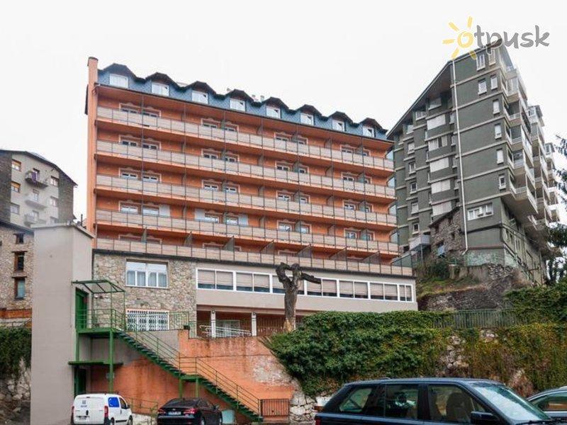 Отель Unike Artic Hotel 3* Андорра Ла Велья Андорра